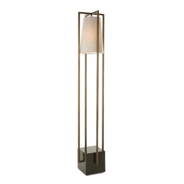 Hurricane Floor Lamp Curated